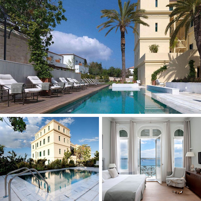 Poseidonion Grand Hotel - Hotels in Spetses Greece, Travelive