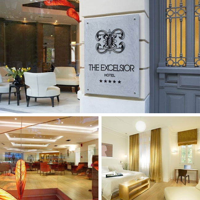 The Excelsior - Hotels in Thessaloniki Greece, Travelive