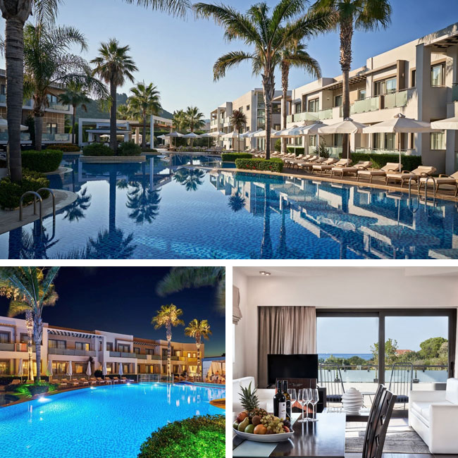 Lesante Luxury Hotel and Spa - Hotels in Zakynthos Greece, Travelive