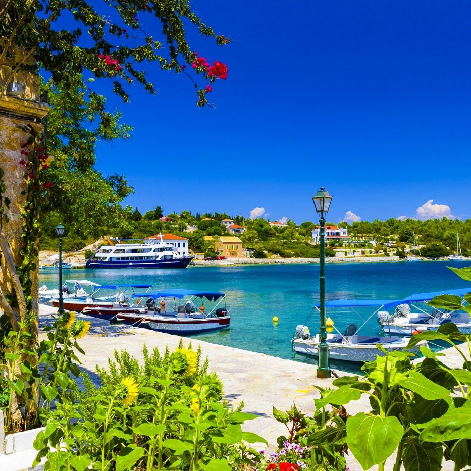 Kefalonia island – beautiful beaches, Ionian islands, Greece holiday destinations, relax with Travelive