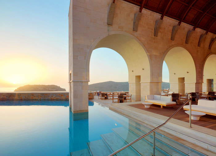Blue Palace hotel – Crete island, Mainland Greece holidays packages, Travelive, Luxury Travel