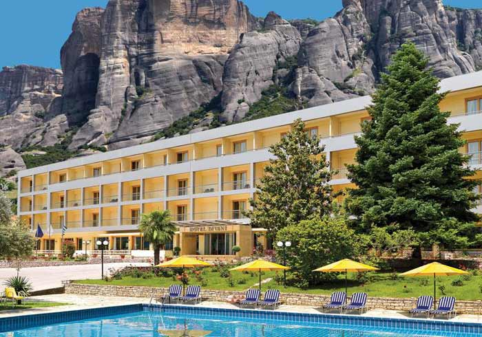 Divani Hotel – Meteora, Greek mainland holiday destinations with Travelive, Luxury travel