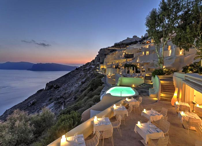 Mystique hotel – Santorini island, Athens and Santorini vacation packages, Travelive