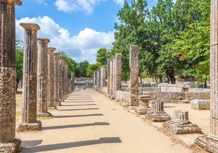 Ancient Olympia – Olympia Greece Tours, luxury travel agency, Travelive