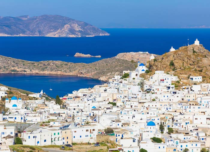 Ios Island – Greek island honeymoon packages created with love by Travelive