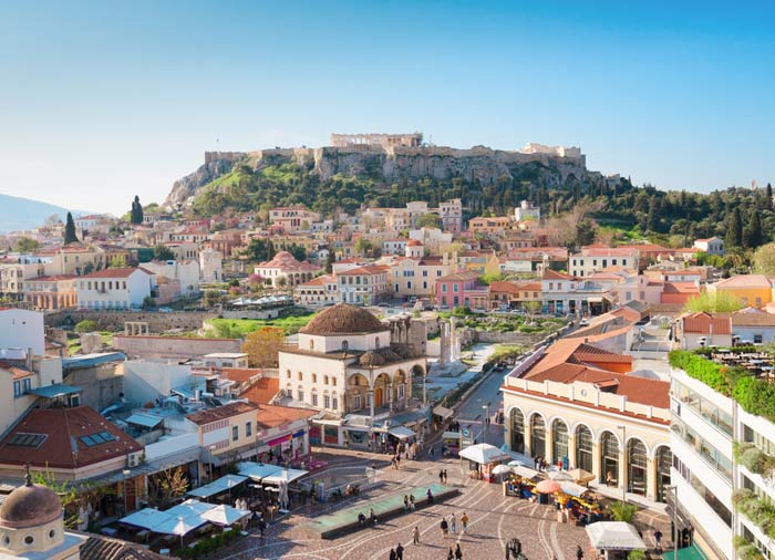 Monastiraki – Travel in Athens with Travelive, Luxury travel Agency Athens, Santorini, Mykonos tour packages