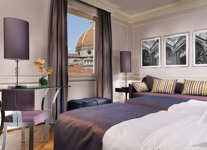 Hotel Brunelleschi – Florence honeymoon package, Travelive, luxury travel agency