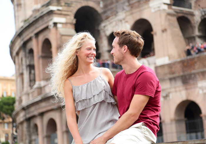 Coliseum – Rome Honeymoon tours with Travelive, luxury travel agency, Italian Classics
