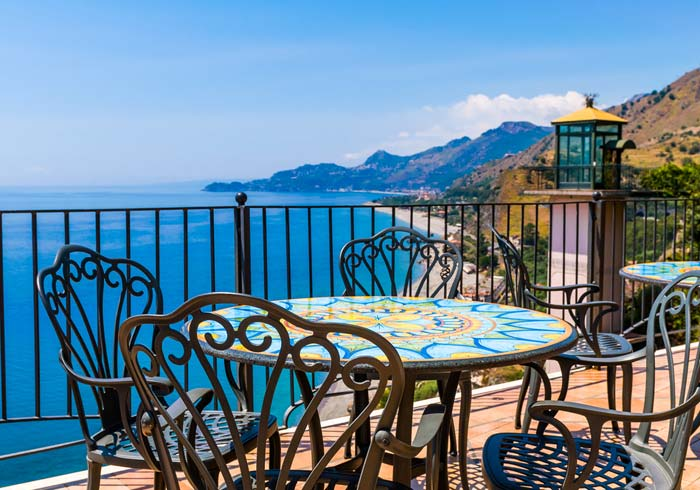 Panoramic view of Sicily – Sicily honeymoon packages, Romantic Sicily by Travelive