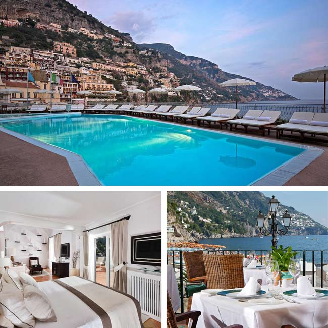 Hotel Covo dei Saraceni - Luxury Hotels Amalfi Coast, Travelive