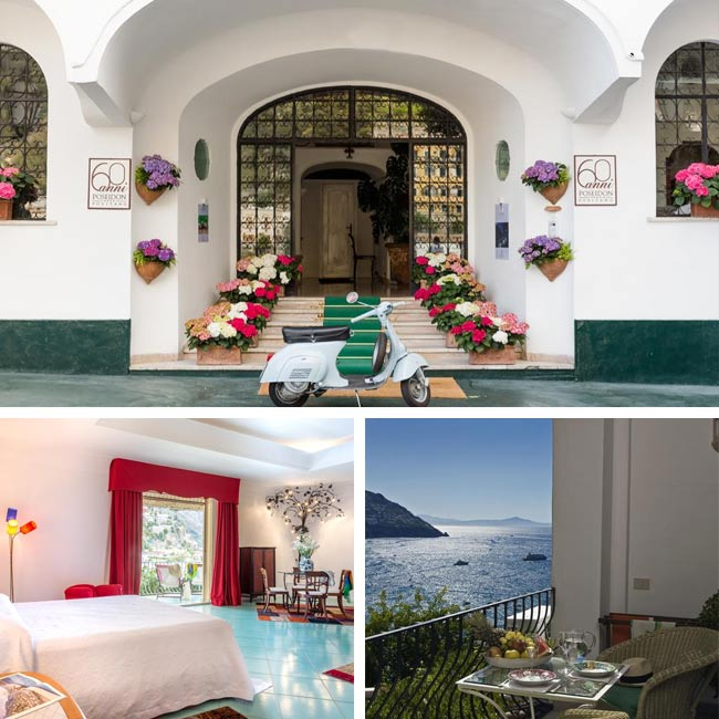 Hotel Poseidon - Luxury Hotels Amalfi Coast, Travelive