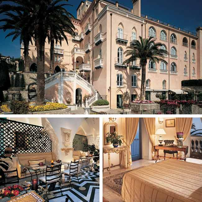Palazzo Avino - Luxury Hotels Amalfi Coast, Travelive