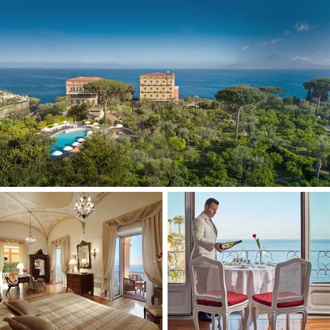 Grand Hotel Excelsior Vittoria - Luxury Hotels Amalfi Coast, Travelive