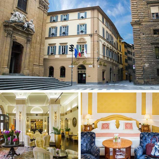Bernini Palace Hotel - Florence Hotels, Travelive