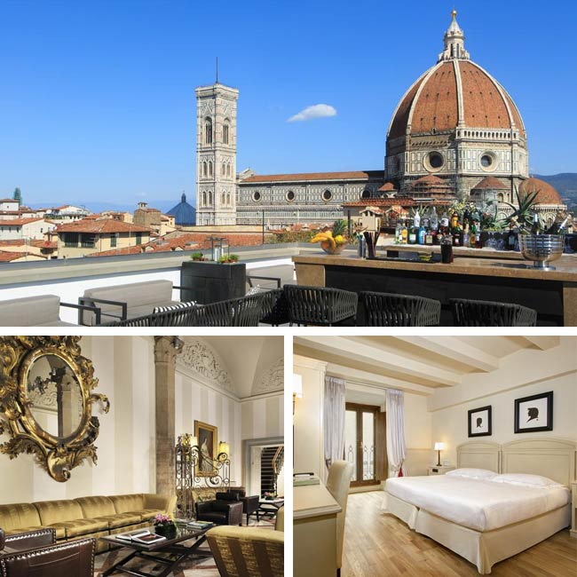Grand Hotel Cavour - Florence Hotels, Travelive