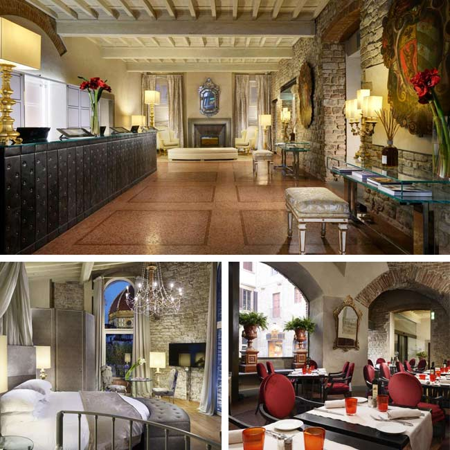 Hotel Brunelleschi - Luxury Hotels Florence, Travelive