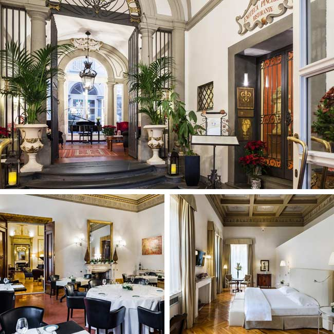 Relais Santa Croce by Baglioni Hotels - Luxury Hotels Florence, Travelive