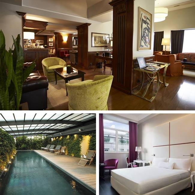 Sina De La Ville - Milan Hotels, Travelive
