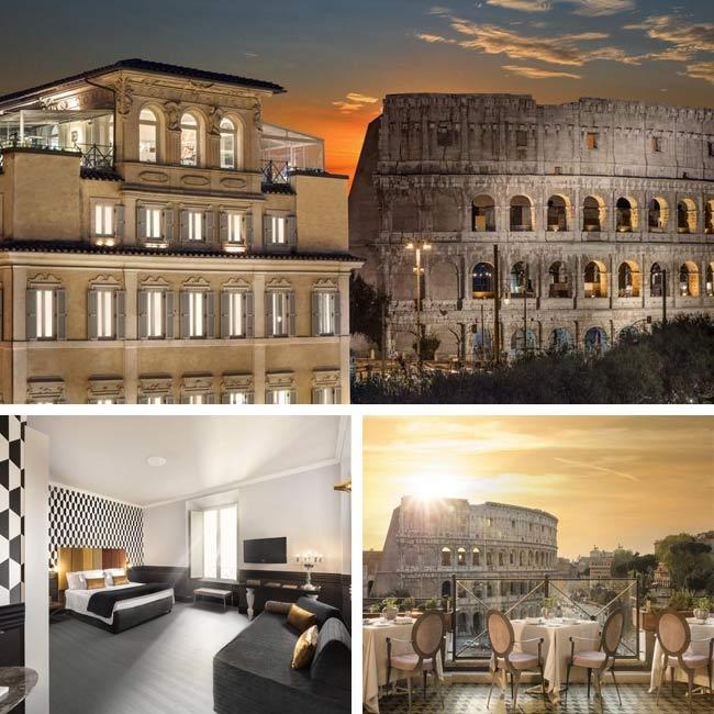 Palazzo Manfredi - Rome Hotels, Travelive