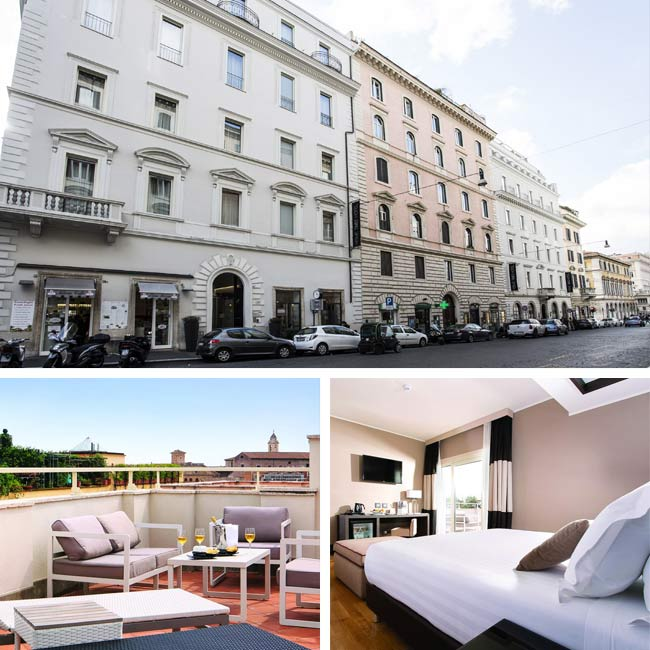 Rome Times Hotel - Rome Hotels, Travelive