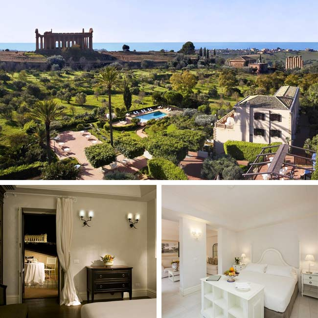 Villa Athena - Luxury Hotels Sicily, Travelive