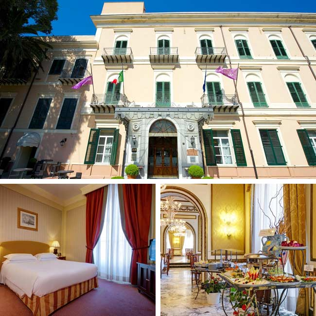 Mercure Palermo Excelsior City - Sicily Hotels, Travelive