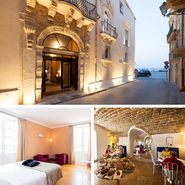 Algilà Ortigia Charme Hotel - Sicily Hotels, Travelive