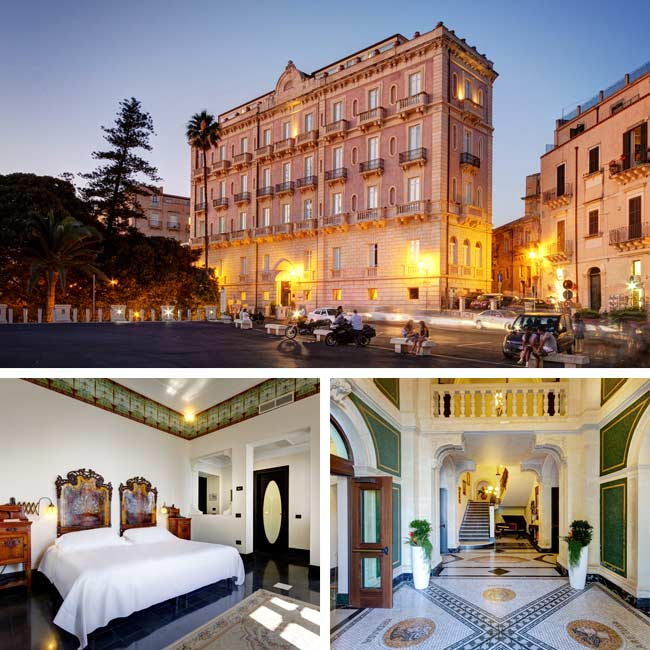 Des Etrangers Hotel & Spa - Luxury Hotels Sicily, Travelive