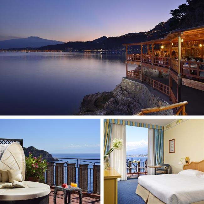 Atahotel Capotaormina - Sicily Hotels, Travelive