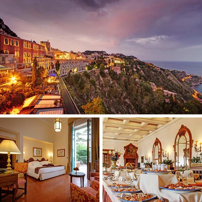 San Domenico Palace Hotel - Luxury Hotels Sicily, Travelive