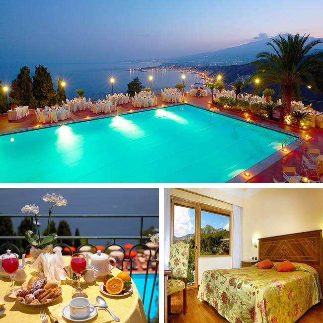Hotel Villa Diodoro - Sicily Hotels, Travelive