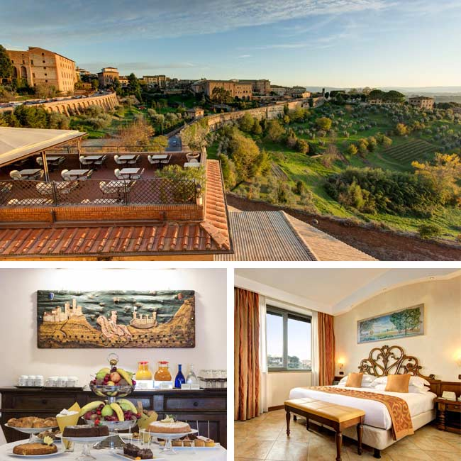 Athena Hotel - Luxury Hotels Tuscany, Travelive