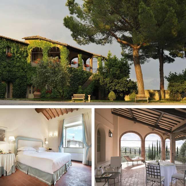 Hotel Borgo San Felice Luxury Hotels Tuscany Travelive