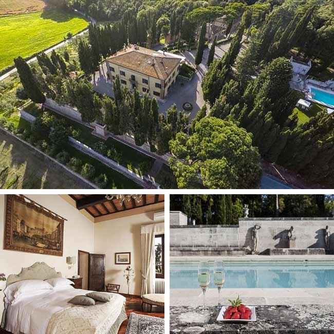 Villa Poggiano - Tuscany Hotels, Travelive