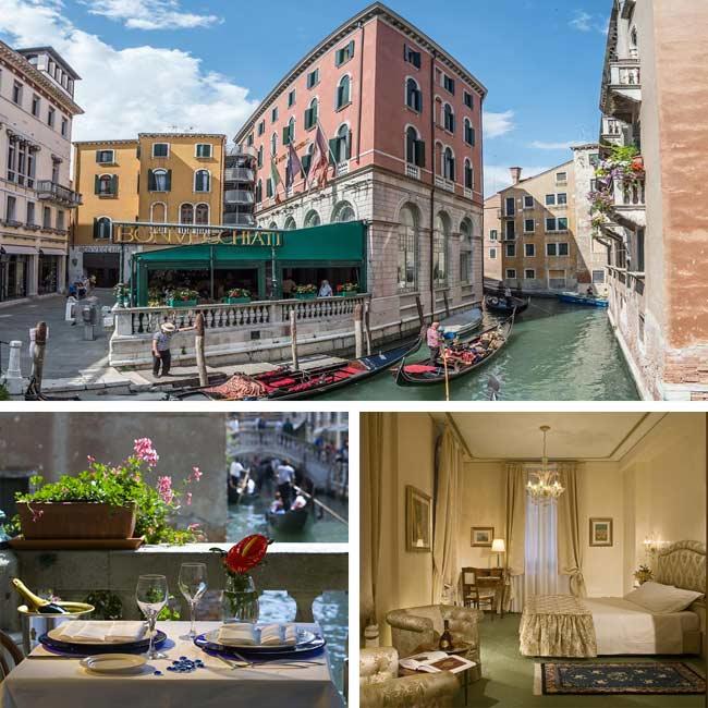Hotel Bonvecchiati - Venice Hotels, Travelive