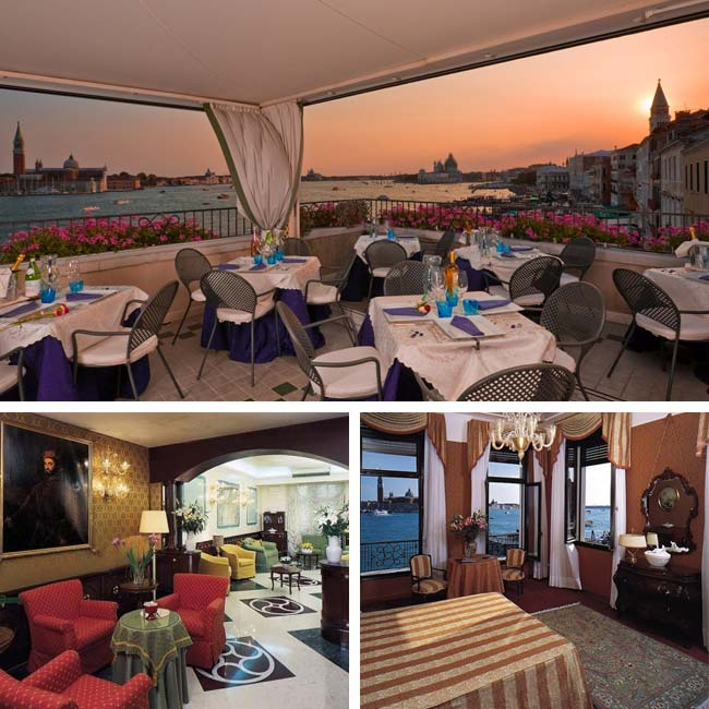 Loconda Vivaldi Hotel - Luxury Hotels Venice, Travelive