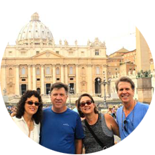 Lisa and Friends in Rome, Top Travel Destinations