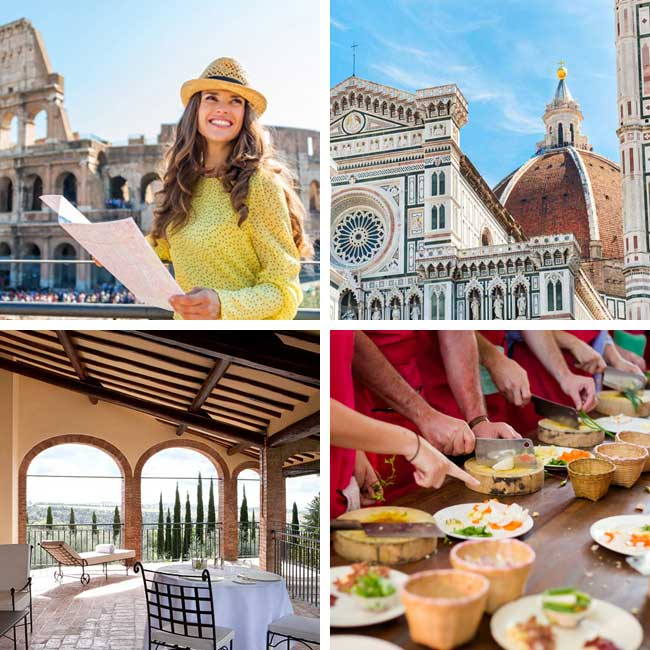 Rome, Florence & Tuscany - Special Offers to Italy