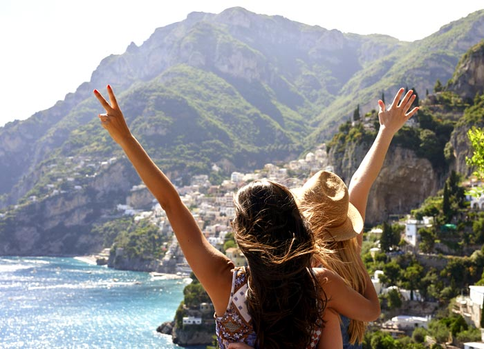Friends - Amalfi Coast Vacation Packages, Amalfi Coast Explorer by Travelive