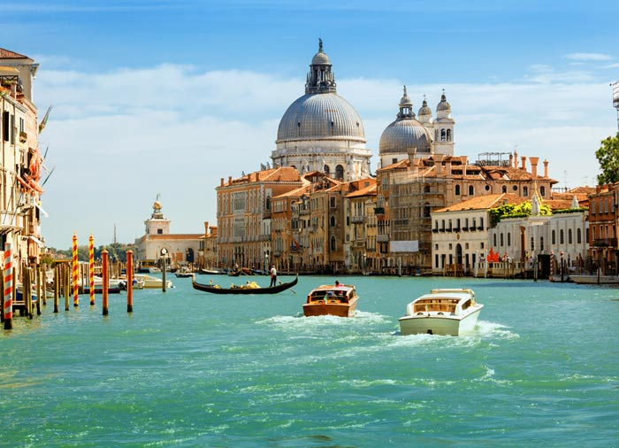 Venice – Grand Canal, Venice Florence Rome Amalfi coast tours with Travelive