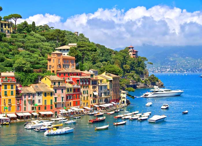Portofino – Lake Como Italian Riviera Vacation Packages with Travelive, luxury travel agency
