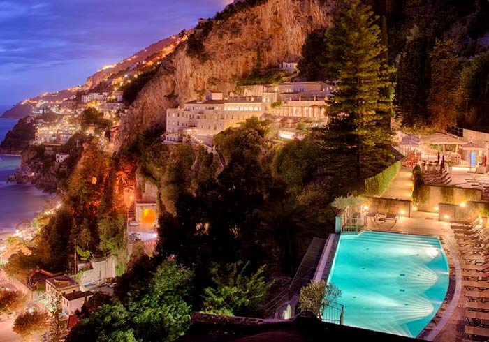 Grand Hotel Convento Di Amalfi, Rome to Amalfi Coast Vacation Packages with Travelive