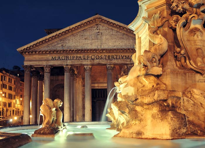 Pantheon – Rome to Amalfi Coast tour package with Travelive, luxury travel agency