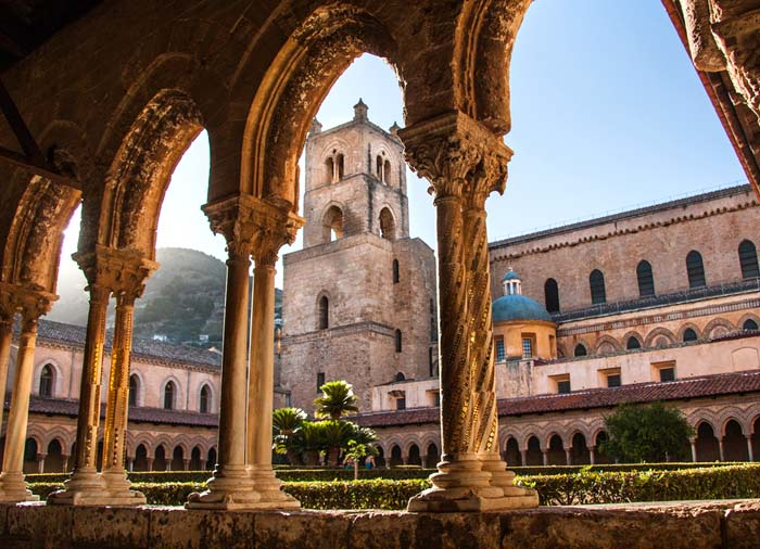 Monreale Cathedral – Sicily tours with Travelive, luxury travel agency