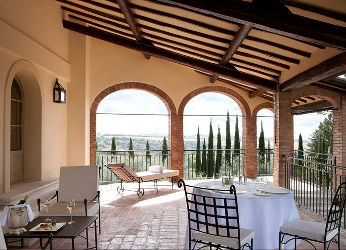 Hotel Borgo San Felice – Tuscany Experience with Travelive, Tuscany tours from Rome