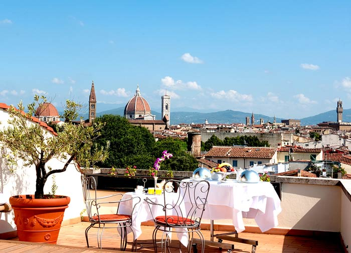Grand Hotel Villa Medici – Rome Tuscany Florence tour with Travelive, Luxury Travel packages