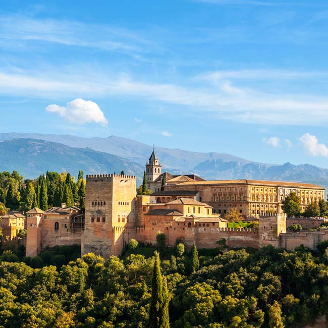 Alhambra – Granada, Spain Destinations, Travelive tour packages