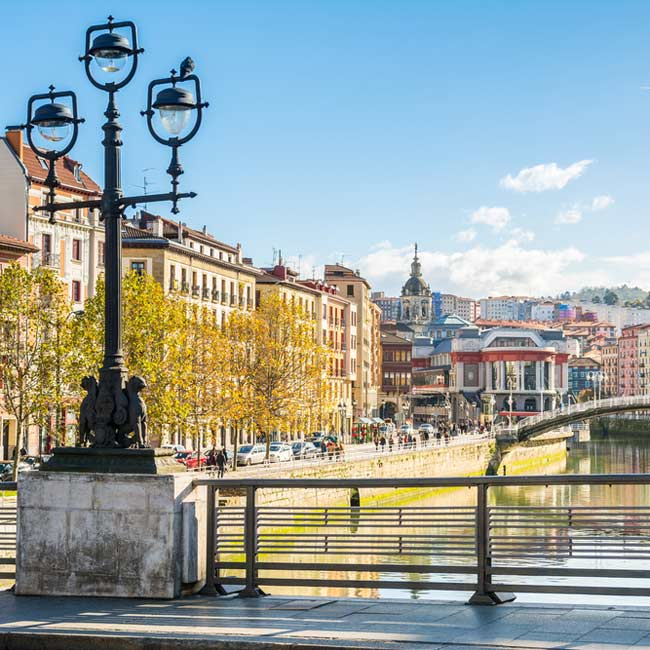 Bilbao – Spain, Discover top destinations in Spain with Travelive packages