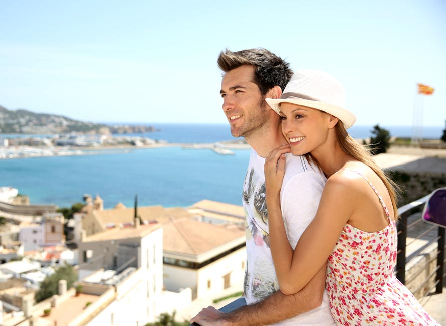 Ibiza Island – Luxury Travel Spain Honeymoon Packages