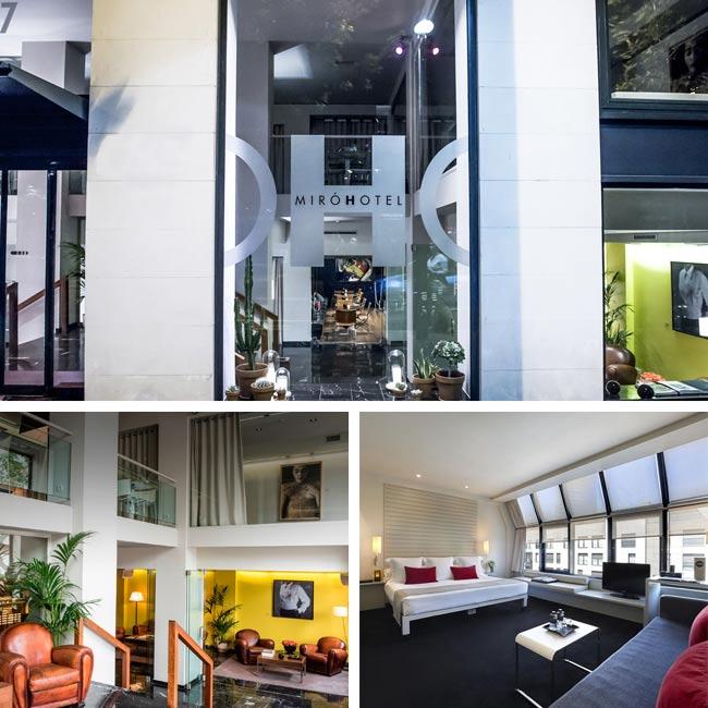 Miró Hotel Bilbao - Bilbao Hotels, Travelive